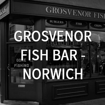 Grosvenor Fish Bar - Norwich www.fshshop.com/