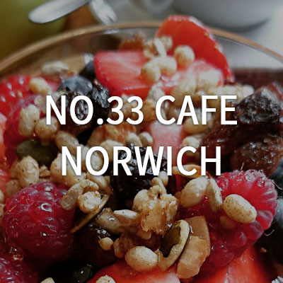 No 33 Cafe - Norwich www.no33cafe.co.uk/
