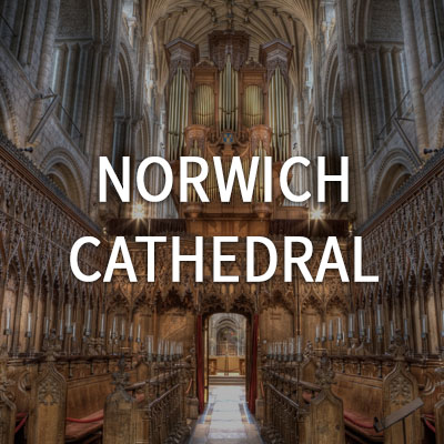 Norwich Cathedral http://www.cathedral.org.uk/